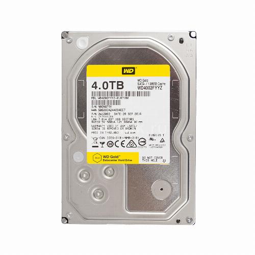 Жесткий диск внутренний GOLD  7200RPM WD4002FYYZ WD4002FYYZ