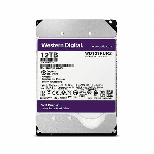 Жесткий диск внутренний Purple  7200RPM WD121PURZ