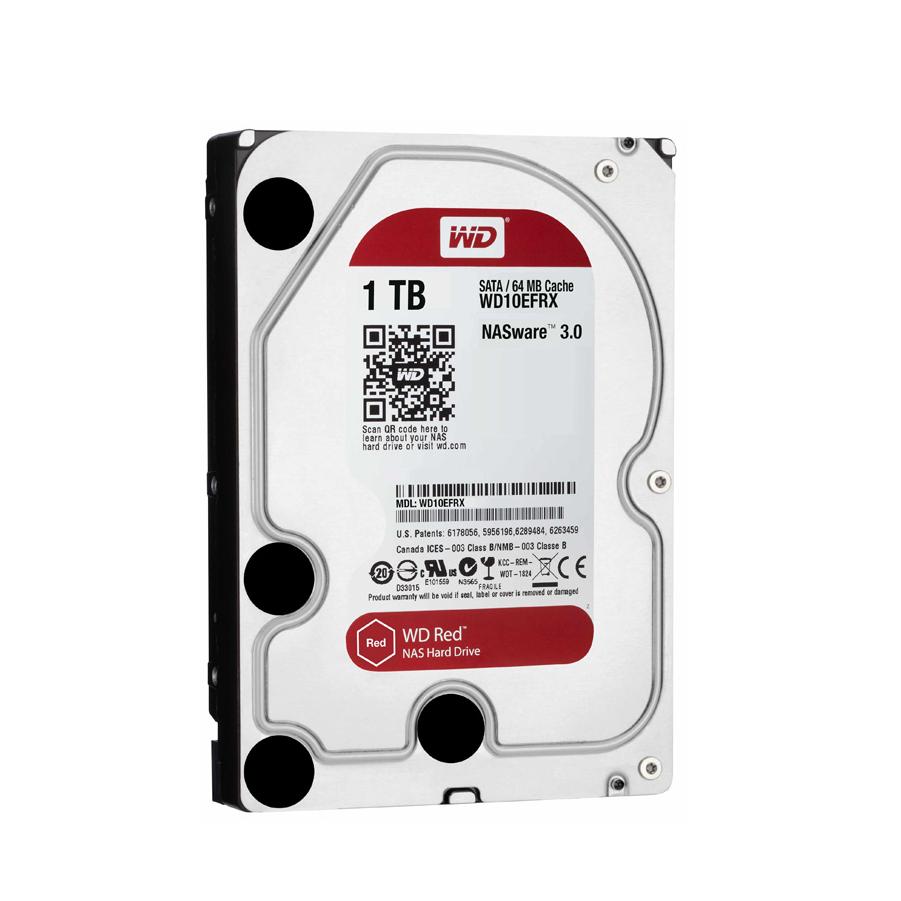 Жесткий диск внутренний Red WD10EFRX