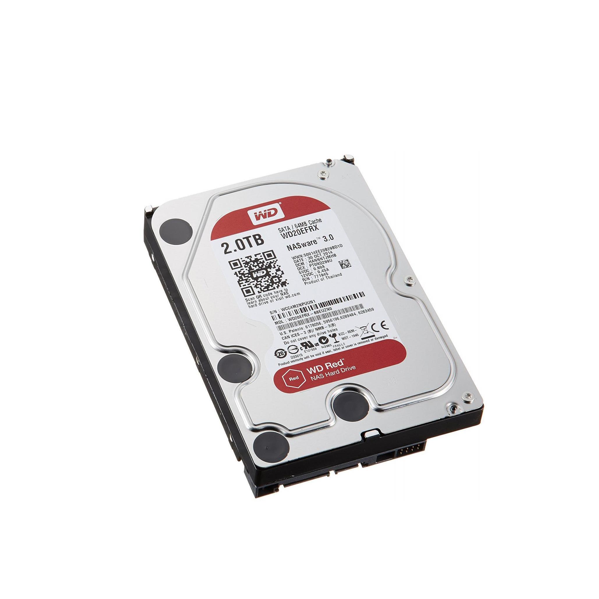 Жесткий диск внутренний Red WD20EFRX WD20EFRX